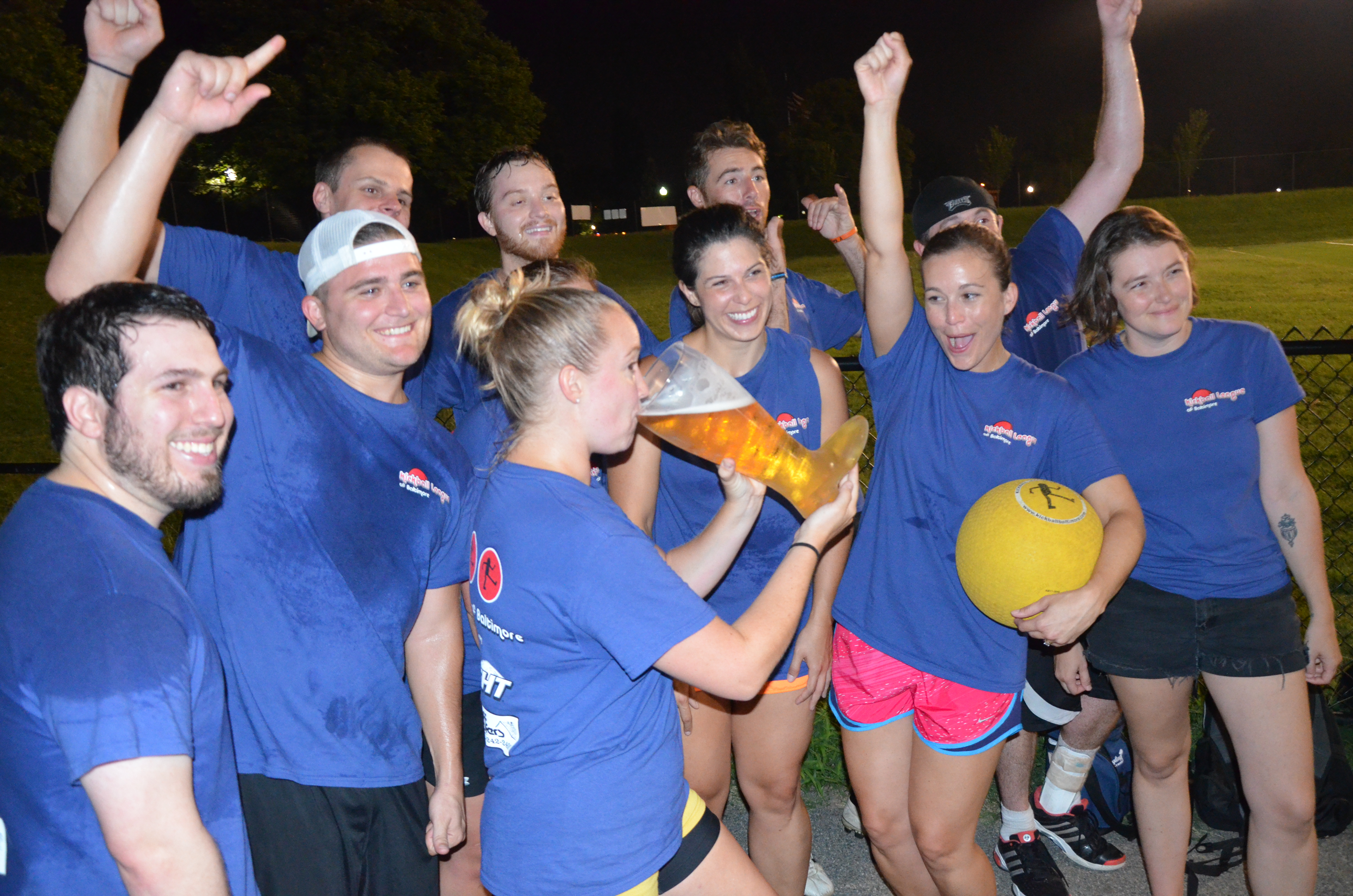 Kickball League of Baltimore